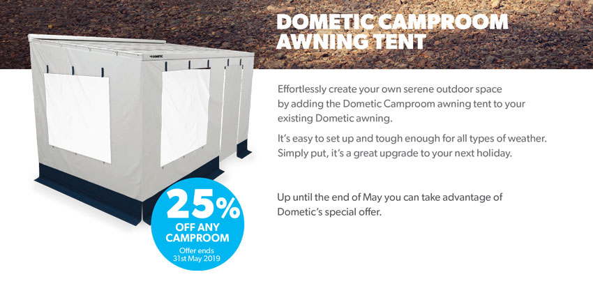 Dometic Wind Out Awnings