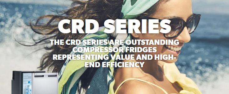Dometic CoolMatic CRD Series Fridges