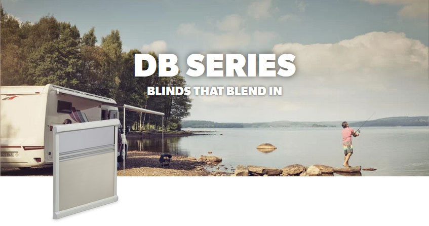 Dometic DB Series Roller Blinds