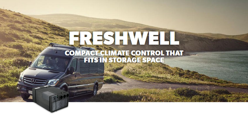 Dometic FreshWell Under Bench Air Conditioning