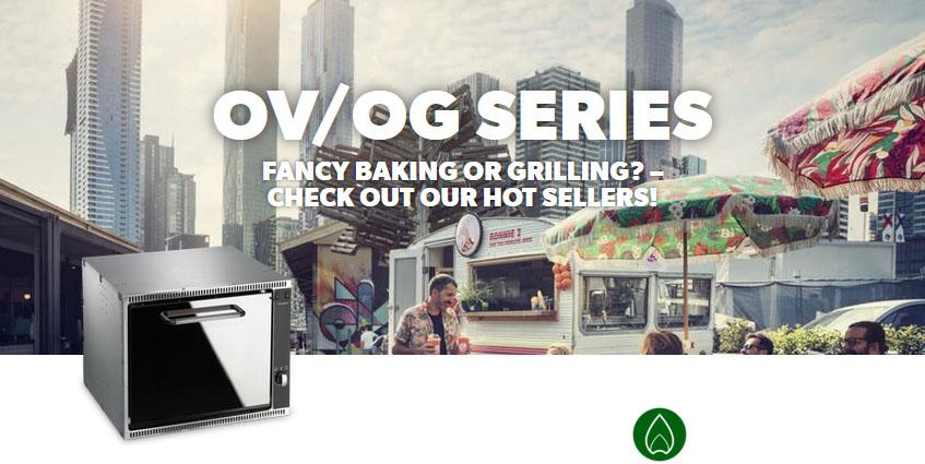 Dometic OV/OG Series Ovens