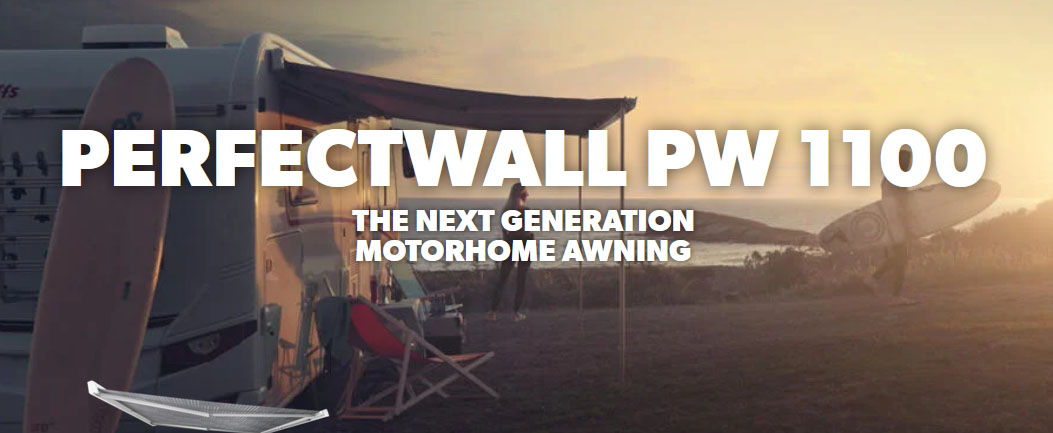 PerfectWall PW1100 for Caravans