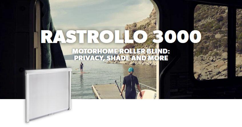Dometic Rastrollo 3000 Series Roller Blinds