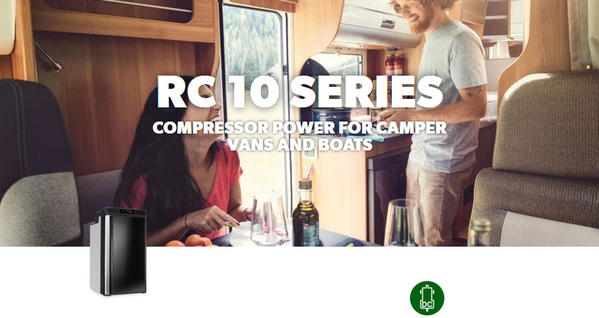 Dometic RC 10 Series Fridges