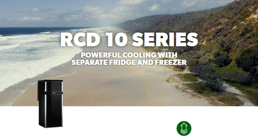 Dometic RCD 10 Series Fridges