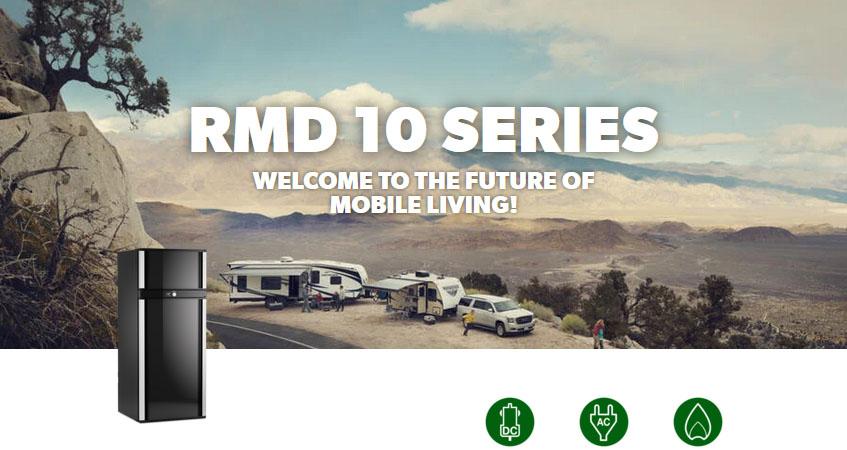 Dometic RMD 10 Series Fridges