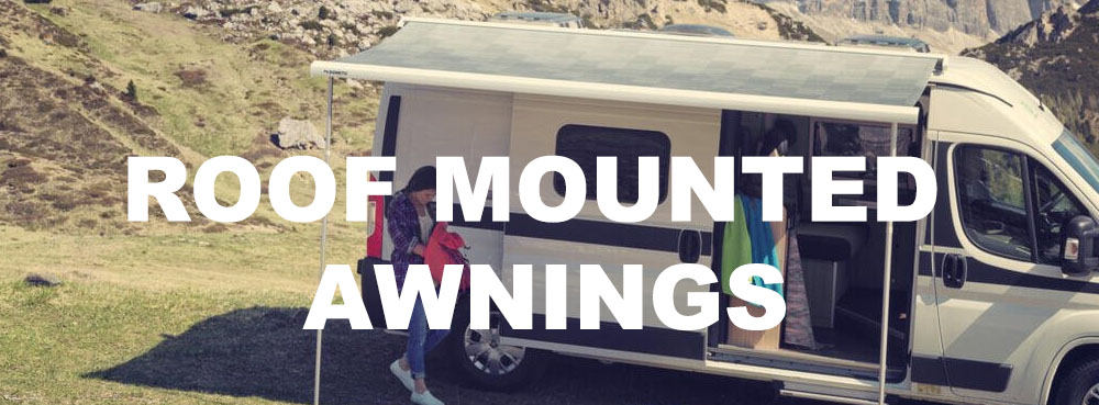 Dometic Roof Mount Awnings