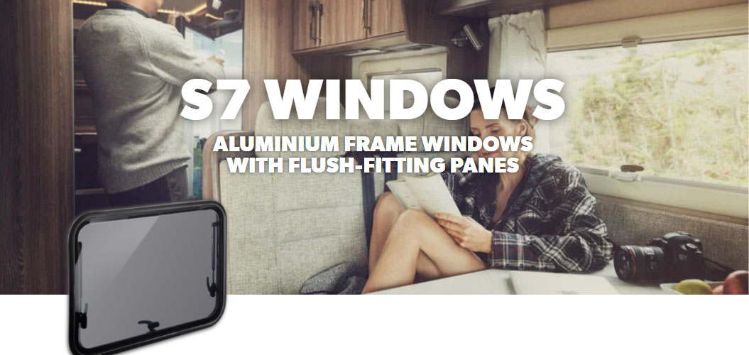Dometic S7 Windows