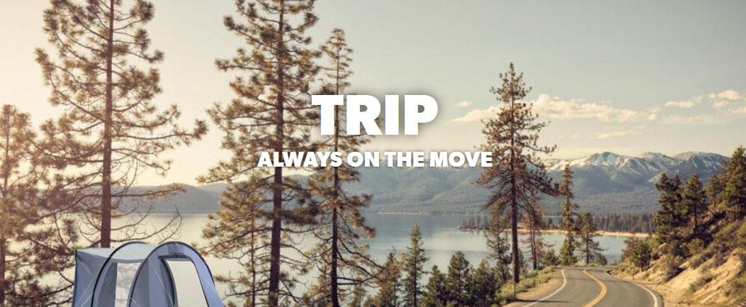 Kampa Dometic Trip
