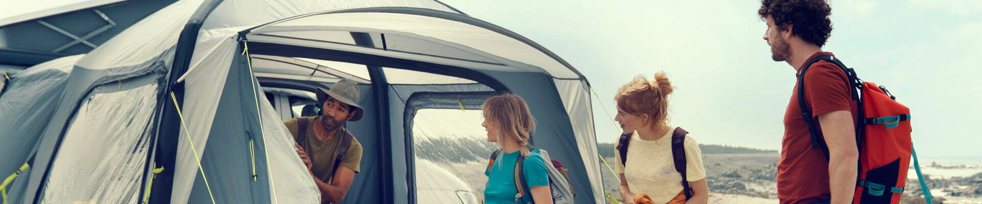 Dometic Driveaway Inflatable Awning Enclosures
