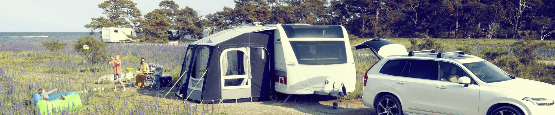 Dometic Static Inflatable Awnings